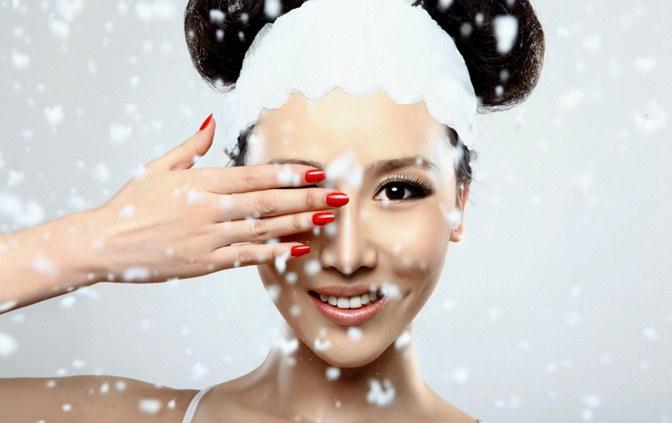 温水洗脸脸越来越干?可能因为你是干性皮肤