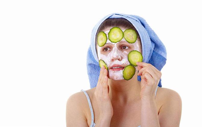 黄瓜面膜可以祛斑吗,教你自制黄瓜祛斑面膜